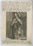 Fermo della calcografia di Pallade sec. XIX, S. Liborio vescovo