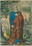 Ambito italiano ultimo quarto sec. XIX, S. Pietro