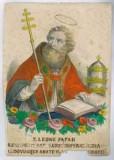 Stamperia Molina già Calimeri sec. XIX, S. Leone II papa (?)
