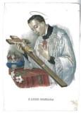 Magni A. (1843-1865), S. Luigi Gonzaga
