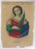 Stamperia Pinot e Sagaire seconda metà sec. XIX, S. Paolina