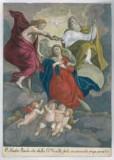Calcografia Remondini seconda metà sec. XVIII, Incoronazione della Madonna