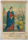 Hohfelder C. (1848-1858), S. Elisabetta