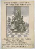 Ambito italiano sec. XVIII, S. Fidenzio