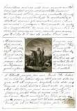 Ambito italiano sec. XIX, Santo e devoti
