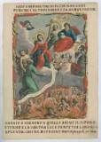 Calcografia Remondini sec. XVIII, Liberazione delle anime del Purgatorio