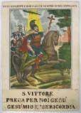 Stamperia Fontana M. prima metà sec. XIX, S. Vittore