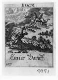 Küsel J. C.-Küsel M. M. (1688-1700), Vocazione di Isaia