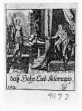 Küsel J. C.-Küsel M. M. (1688-1700), Cantico dei Cantici di Salomone