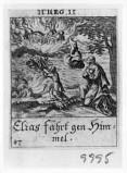 Küsel J. C.-Küsel M. M. (1688-1700), Elia rapito al cielo