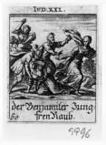 Küsel J. C.-Küsel M. M. (1688-1700), Danzatrici rapite