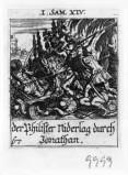 Küsel J. C.-Küsel M. M. (1688-1700), Sconfitta dei Filistei