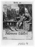 Küsel J. C.-Küsel M. M. (1688-1700), Salomone riflessivo