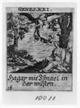 Küsel J. C.-Küsel M. M. (1688-1700), Agar e Ismaele nel deserto