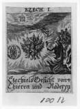Küsel J. C.-Küsel M. M. (1688-1700), Visione di Ezechiele