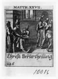 Küsel J. C.-Küsel M. M. (1688-1700), Gesù Cristo condannato da Pilato