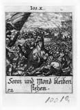 Küsel J. C.-Küsel M. M. (1688-1700), Giosuè sconfigge i cinque re amorrei
