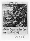 Küsel J. C.-Küsel M. M. (1688-1700), Giona sotto la pianta di ricino