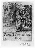 Küsel J. C.-Küsel M. M. (1688-1700), Daniele alla corte di Nabucodonosor