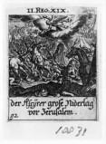 Küsel J. C.-Küsel M. M. (1688-1700), Angelo stermina gli Assiri