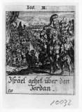 Küsel J. C.-Küsel M. M. (1688-1700), Giosuè entra nella terra promessa