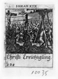 Küsel J. C.-Küsel M. M. (1688-1700), Crocifissione di Gesù Cristo