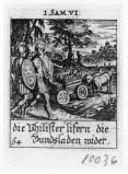 Küsel J. C.-Küsel M. M. (1688-1700), Arca dell'alleanza portata in Gerusalemme