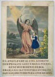 Ambito italiano sec. XIX, Angelo custode