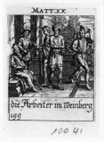Küsel J. C.-Küsel M. M. (1688-1700), Padrone assoda lavoranti agricoli