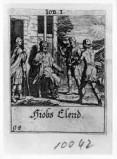 Küsel J. C.-Küsel M. M. (1688-1700), Giobbe sottoposto alla prova