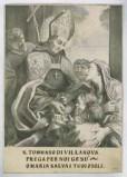Ambito italiano sec. XVIII, S. Tommaso da Villanova