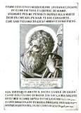 Stamperia Vettore Romagni sec. XVIII, S. Matteo