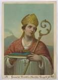 Ambito italiano sec. XX, S. Gennaro