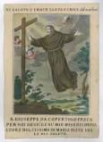 De Col P. sec. XVIII, S. Giuseppe da Copertino