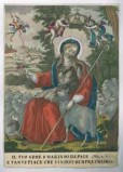 Calcografia Remondini seconda metà sec. XVIII, Divina Pastora