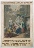 Tipografia Turgis seconda metà sec. XIX, Natività di Maria