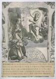 Calcografia Remondini sec. XVIII, Cristo con Madonna e Ss. Francesco e Domenico