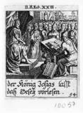 Küsel J. C.-Küsel M. M. (1688-1700), Giosia rinnova l'alleanza con Dio