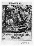 Küsel J. C.-Küsel M. M. (1688-1700), Assalonne ucciso dai soldati di Davide