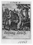Küsel J. C.-Küsel M. M. (1688-1700), Saul unto re da Samuele