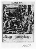 Küsel J. C.-Küsel M. M. (1688-1700), Uccisione di Agag