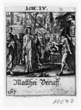 Küsel J. C.-Küsel M. M. (1688-1700), Vocazione di S. Matteo