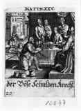 Küsel J. C.-Küsel M. M. (1688-1700), Parabola dei talenti