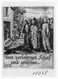 Küsel J. C.-Küsel M. M. (1688-1700), Parabola della pecora smarrita