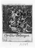 Küsel J. C.-Küsel M. M. (1688-1700), Cattura di Gesù Cristo