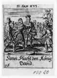 Küsel J. C.-Küsel M. M. (1688-1700), Semei maledice Davide
