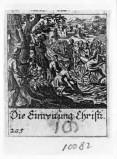 Küsel J. C.-Küsel M. M. (1688-1700), Gesù Cristo entra in Gerusalemme
