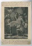 Ambito italiano sec. XIX, Funerali della Madonna