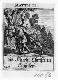 Küsel J. C.-Küsel M. M. (1688-1700), Fuga in Egitto