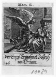 Küsel J. C.-Küsel M. M. (1688-1700), Sogno di S. Giuseppe